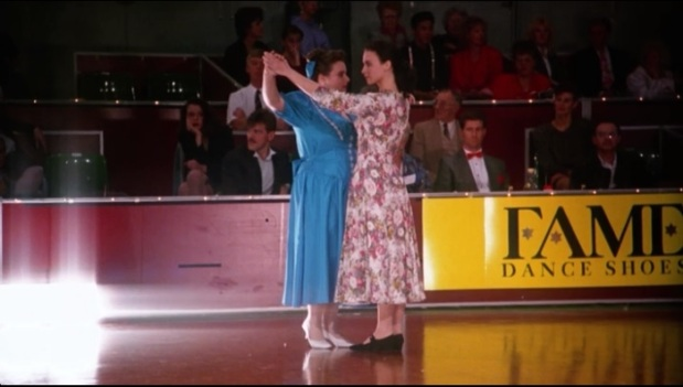 Strictly Ballroom: Fran and the Fat Dancer at the Pan Pacific Grand Prix